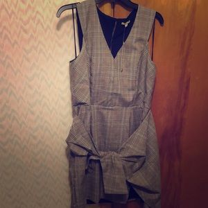 Gianni Bini plaid dress